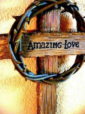 Amazing love Jesus posters