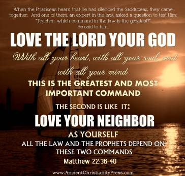 Bible verses on LOVE ONE ANOTHER