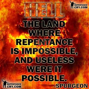 hell the land