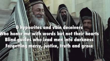 hopocrisy of the phariseesjpg