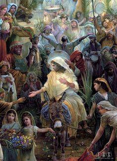 Hossanna tom dubois short pic 298383 holy week