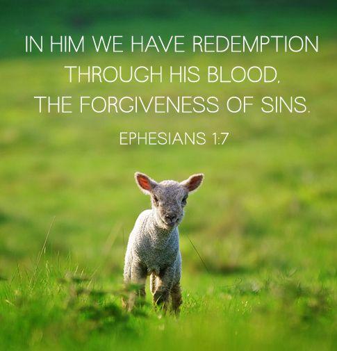 Jesus redemption