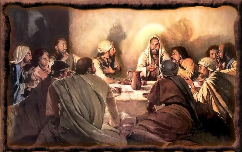 Last supper Jesus 283kdlfjskdng - Copy