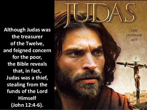 who-killed-jesus- holy week Judas stealing 27-638